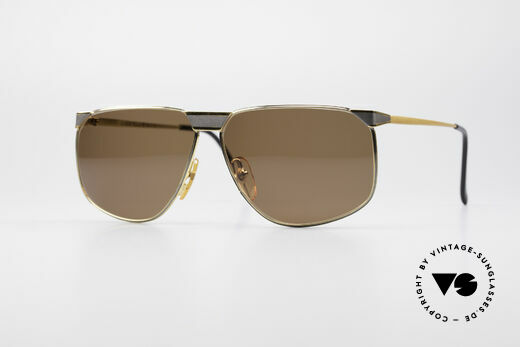 Casanova NM7 24KT Gold Plated Shades Details