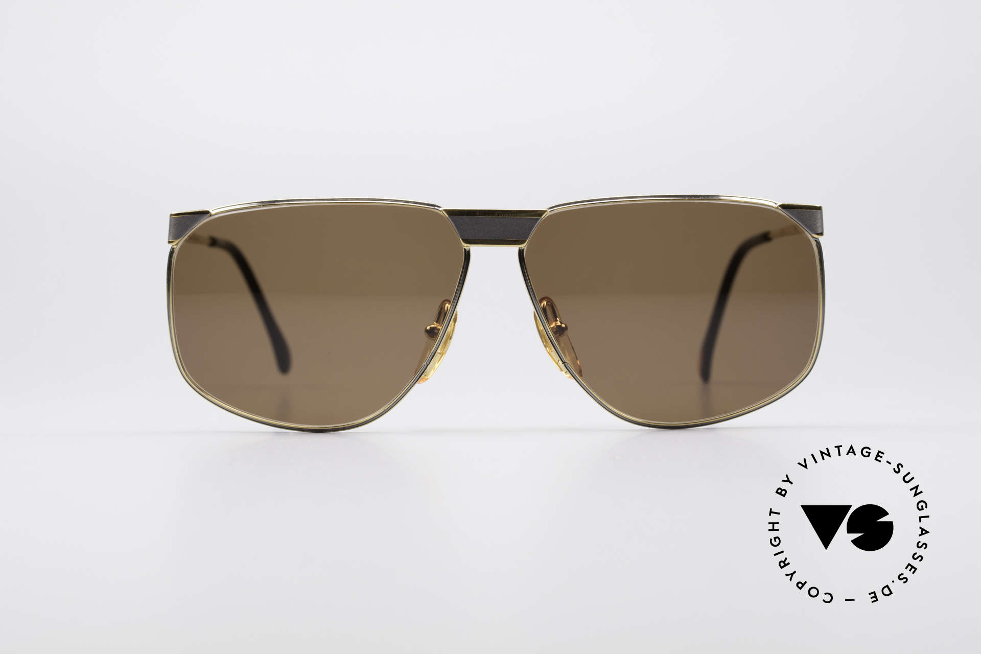 Casanova NM7 24KT Gold Plated Shades, very stylish unisex model - simple but distinctive, Made for Men and Women