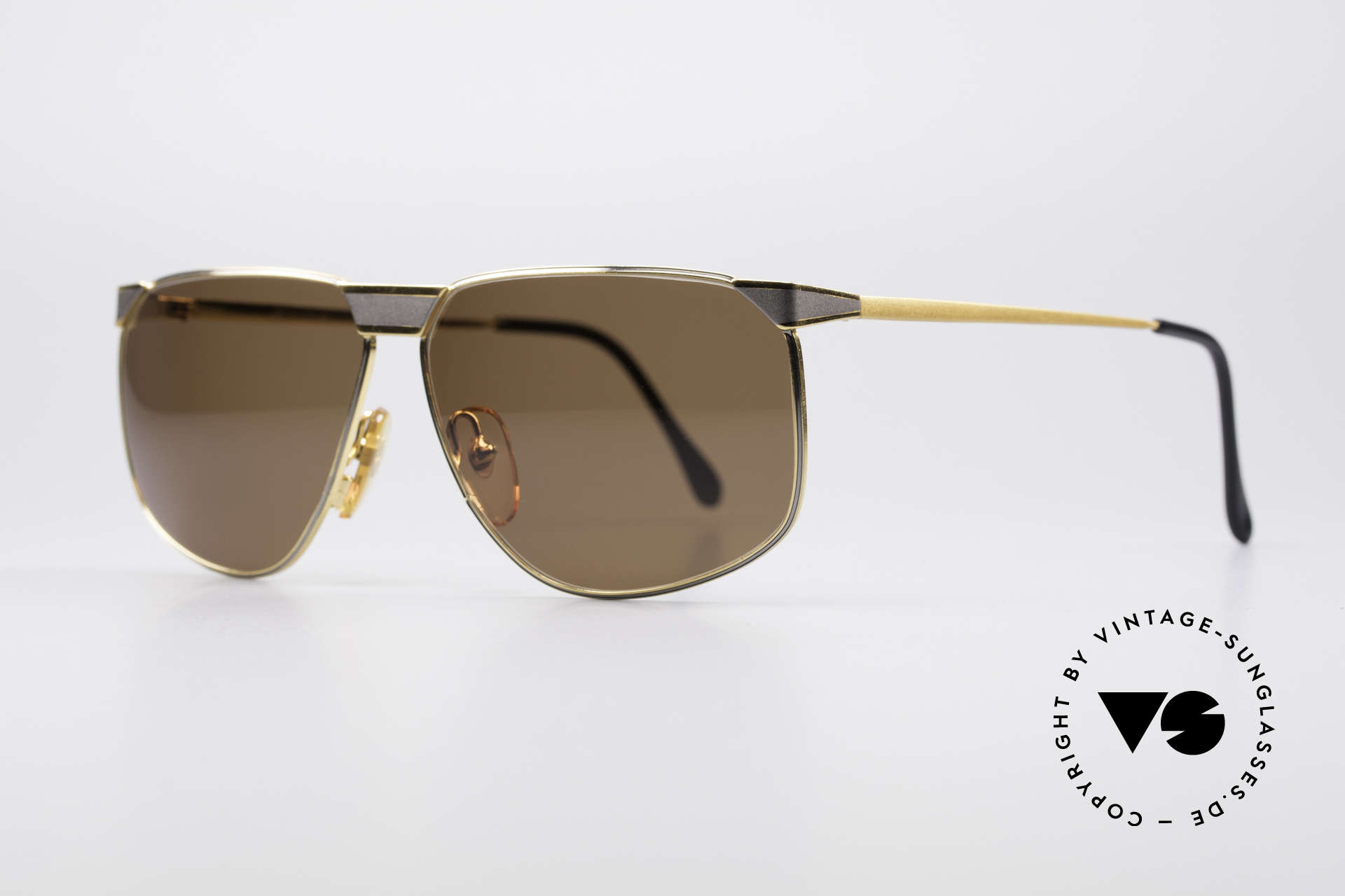 Casanova NM7 24KT Gold Plated Shades, highest quality material (24Kt gold plated frame), Made for Men and Women