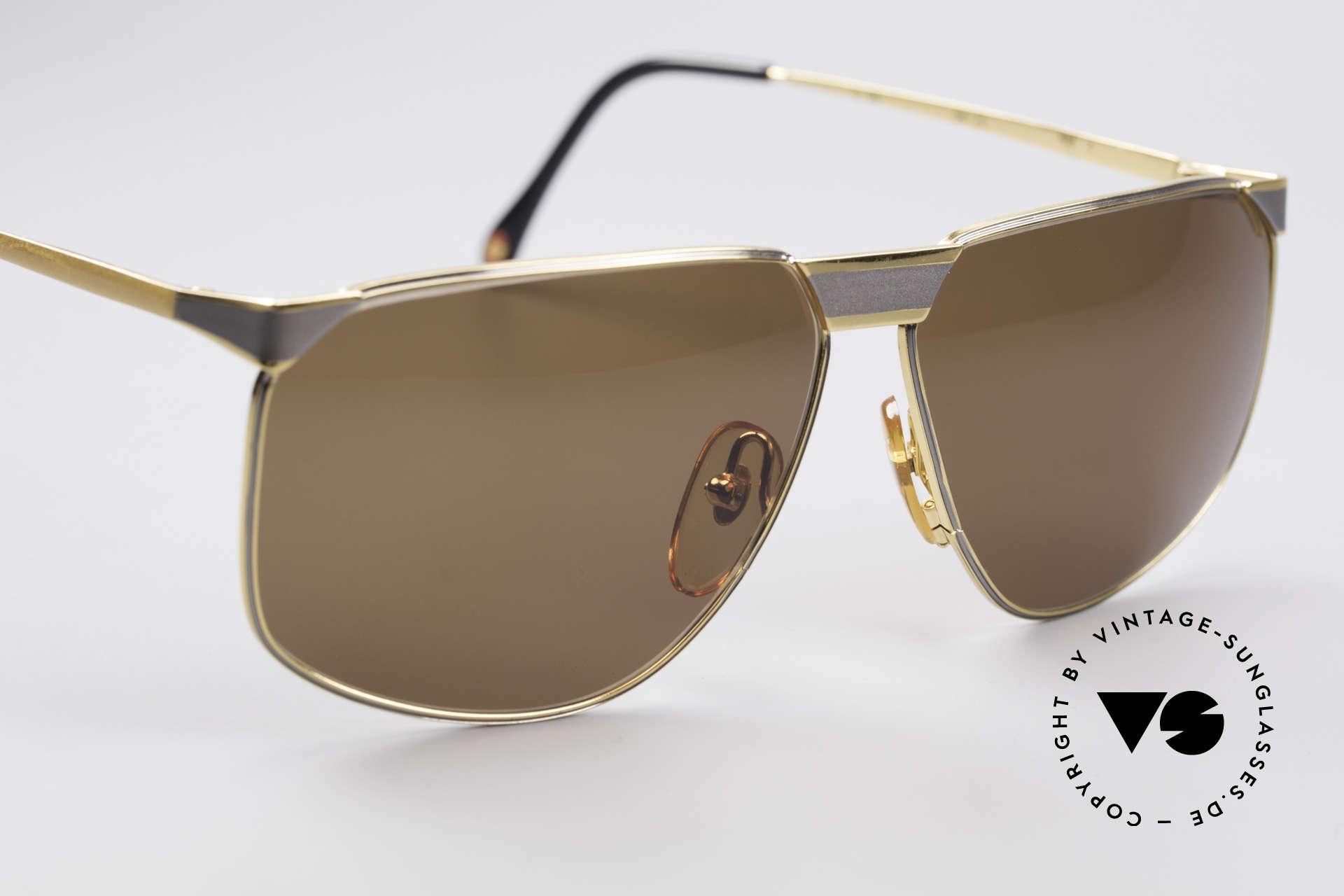 Casanova NM7 24KT Gold Plated Shades, NO RETRO glasses; but a precious vintage original, Made for Men and Women