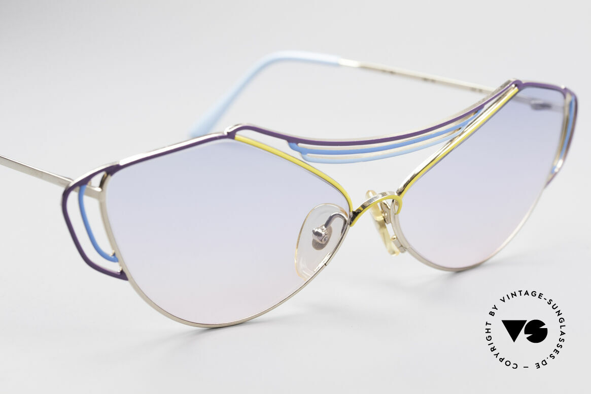 Casanova LC9 80's Art Sunglasses