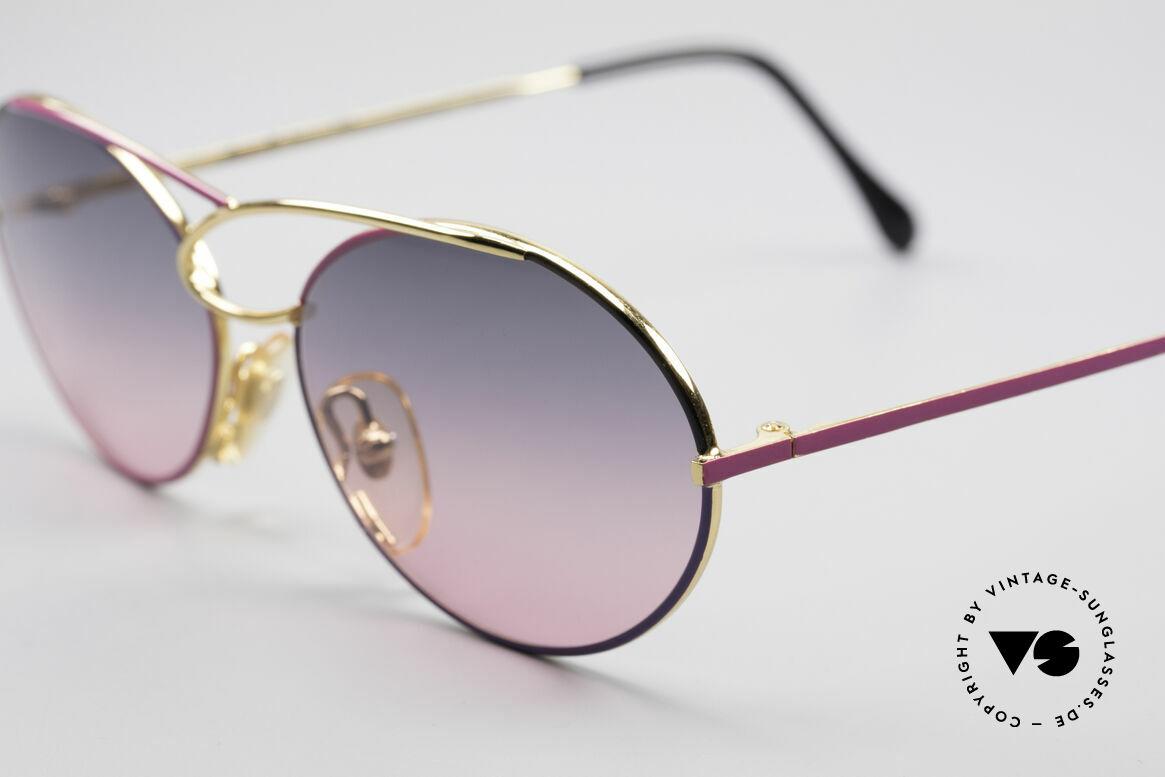 Casanova LC17 Vintage Ladies Sunglasses, a true rarity & collector's item (pure Haute Couture), Made for Women