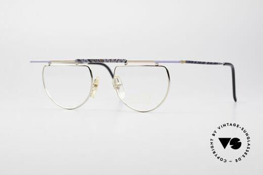 Taxi 223 by Casanova Vintage Art Eyeglasses Details