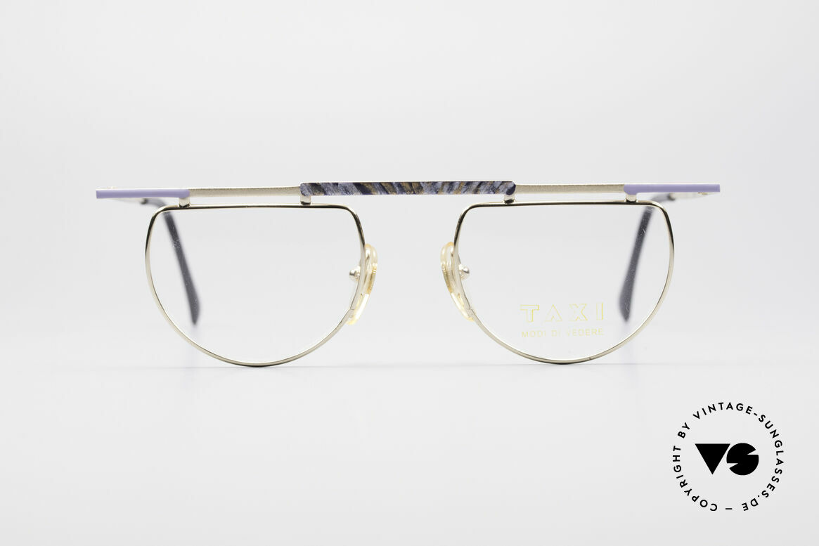 Taxi 223 by Casanova Vintage Art Eyeglasses, colorful design & peppy frame construction; full of verve, Made for Women