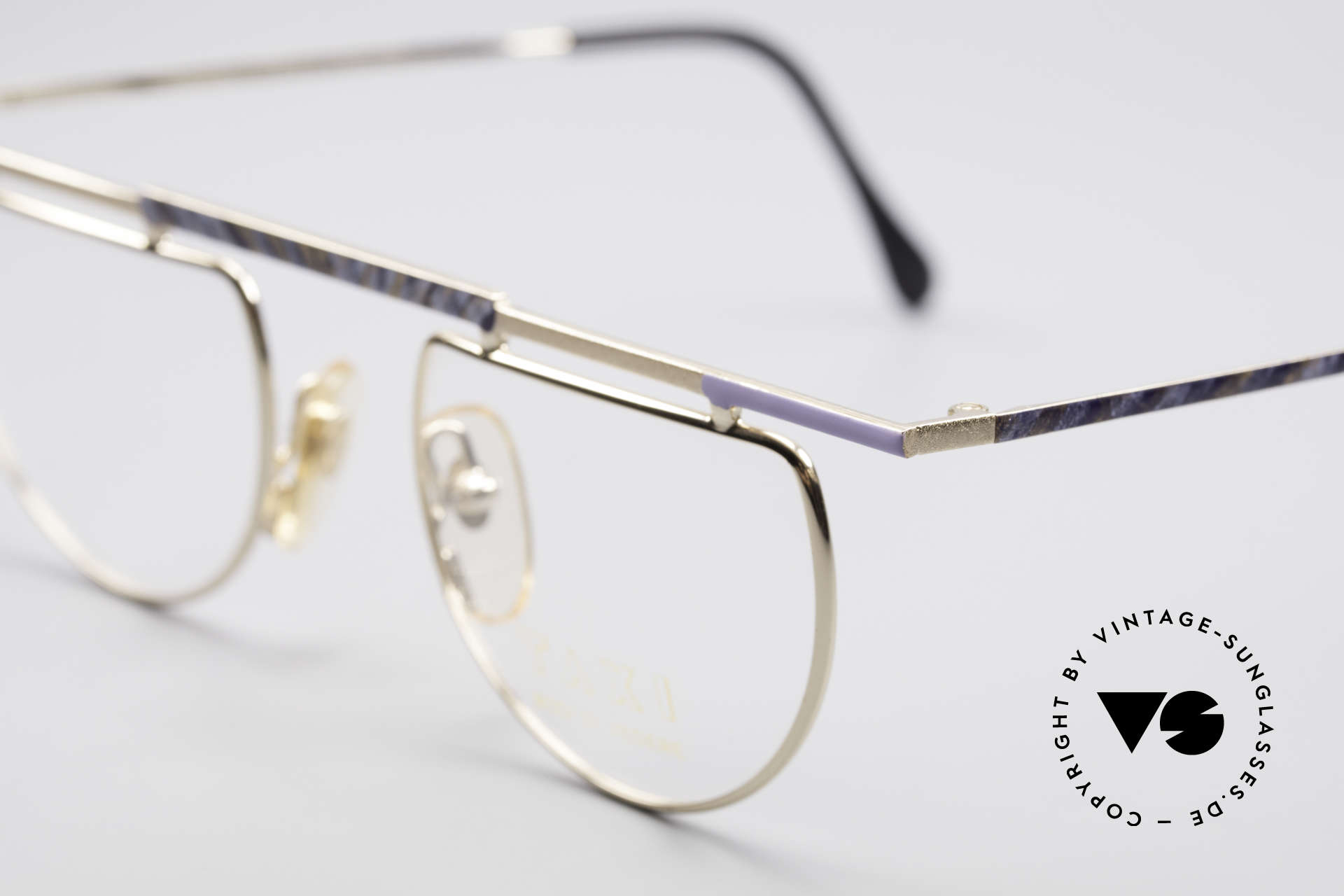 Taxi 223 by Casanova Vintage Art Eyeglasses, but functional (demos can be replaced with prescriptions), Made for Women