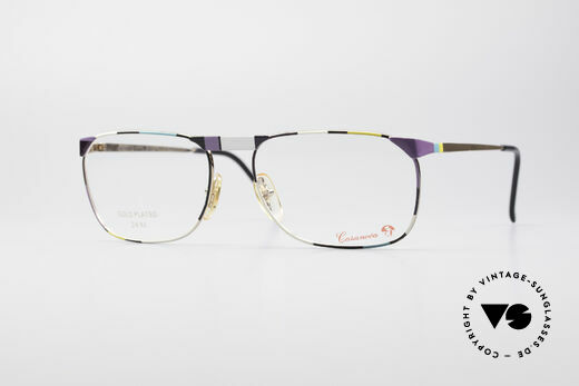 Casanova MC3 24KT Gold Plated Glasses Details