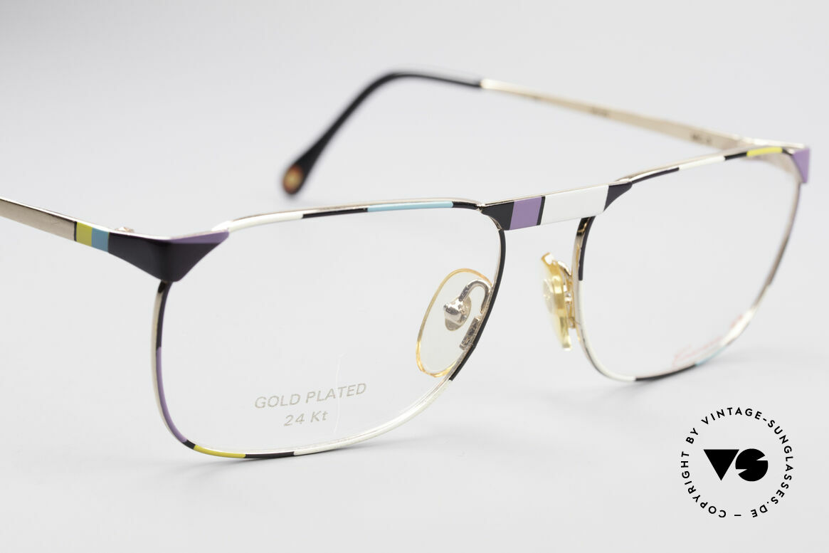 Casanova MC3 24KT Gold Plated Glasses