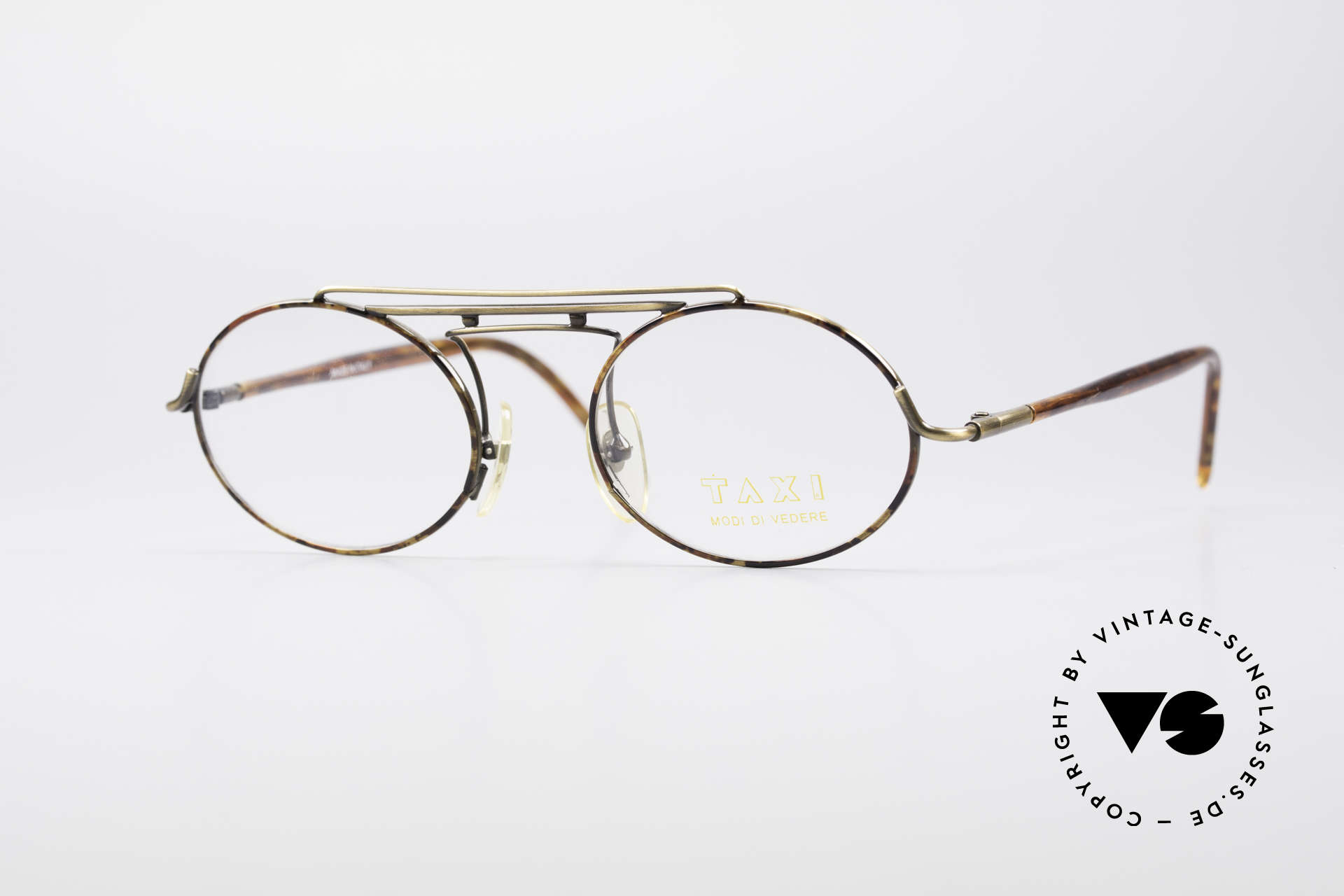 Taxi 2105 by Casanova 90's Vintage Designer Frame, vintage TAXI by Casanova eyeglasses of the early 90s, Made for Men and Women