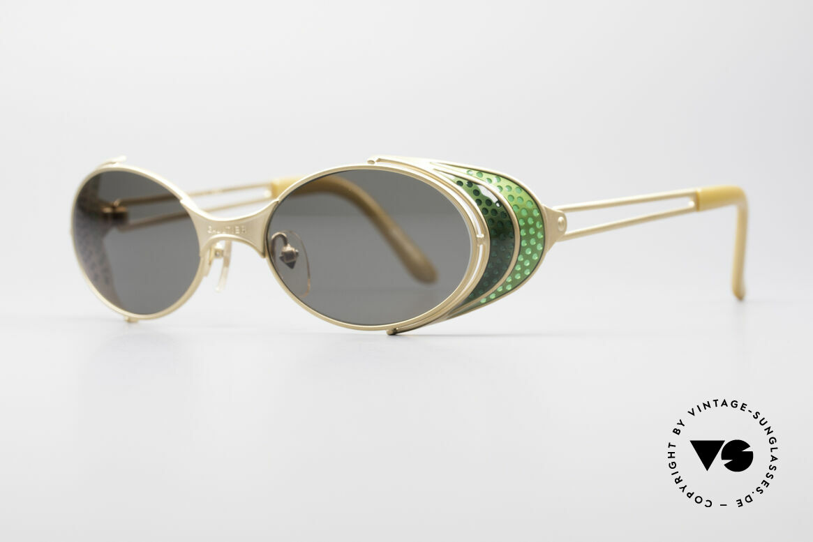 Jean Paul Gaultier 56-7109 Steampunk Sunglasses