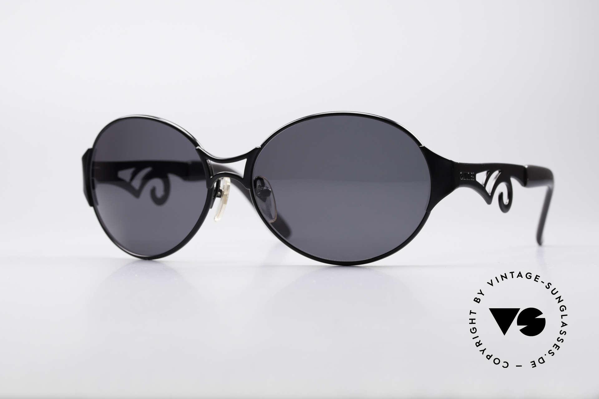 Jean Paul Gaultier 56-6108 90's Ladies Sunglasses, glamorous ladies sunglasses by JP Gaultier, Made for Women