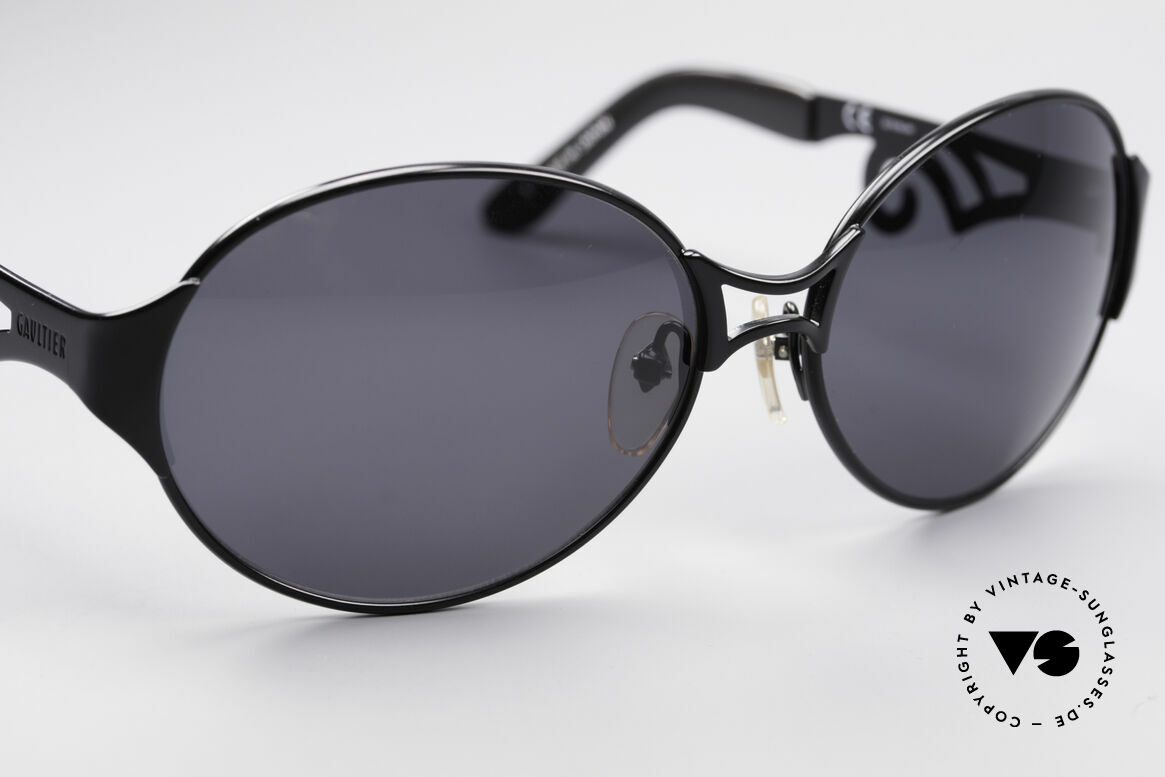 Jean Paul Gaultier 56-6108 90's Ladies Sunglasses, never worn (like all our JPG vintage sunnies), Made for Women