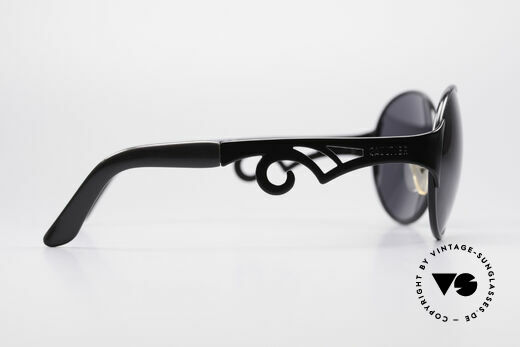 Jean Paul Gaultier 56-6108 90's Ladies Sunglasses, an original in due time, NO RETRO shades!, Made for Women