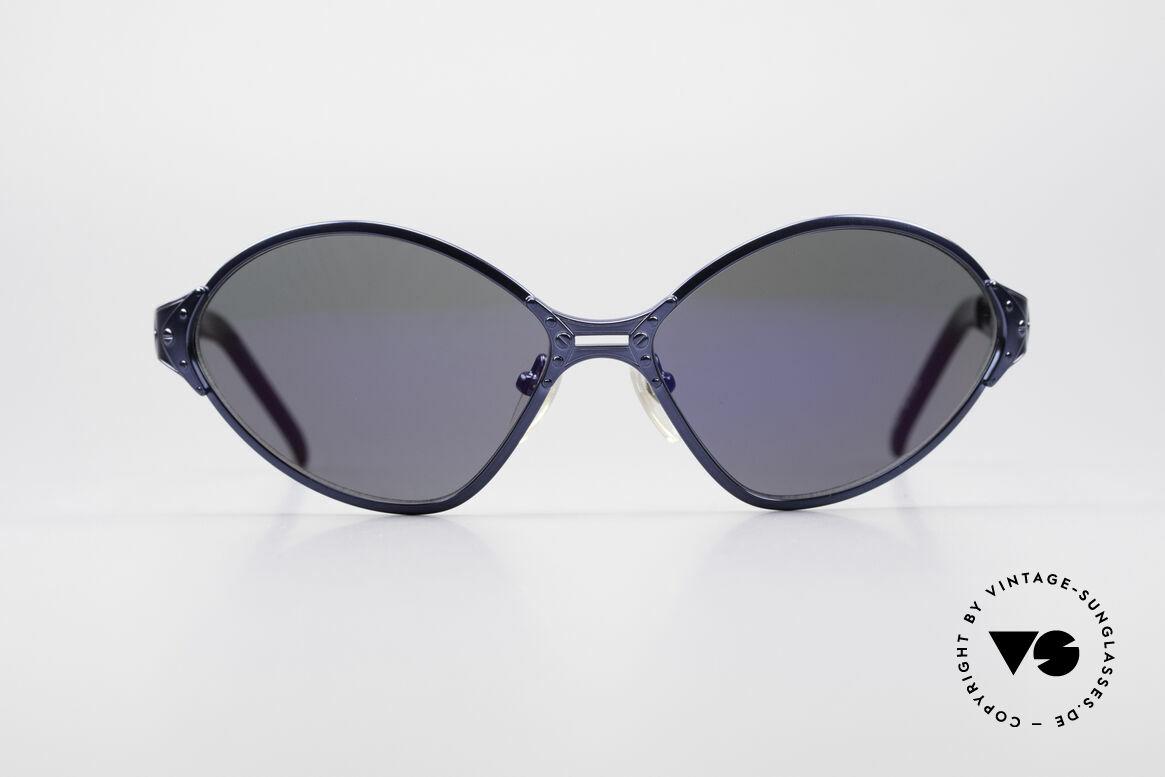 Jean Paul Gaultier 58-6111 Futuristic Sunglasses