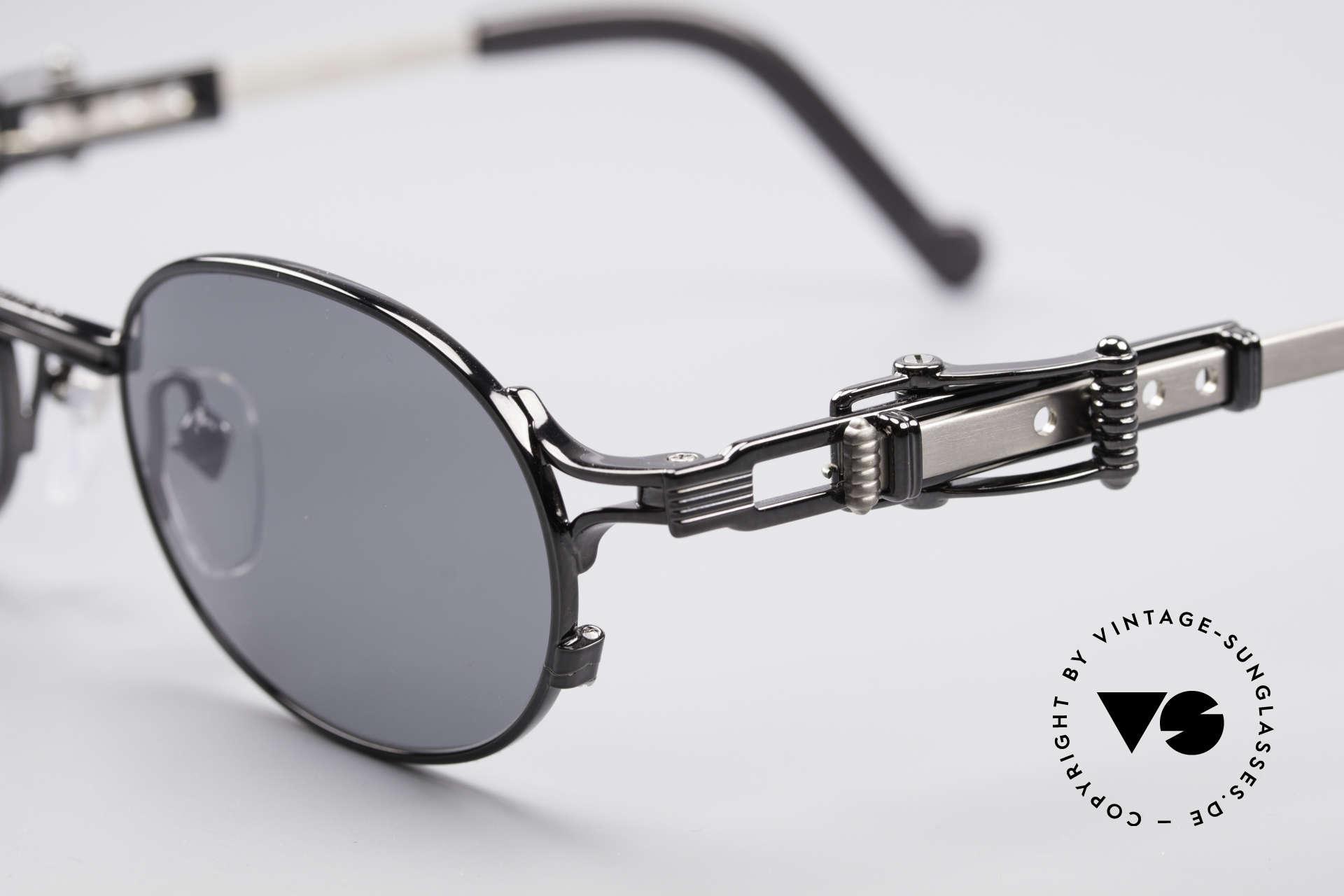 Jean Paul Gaultier 56-0020 Oval Belt Buckle Frame, unworn designer piece (precious, rare, treasured), Made for Men