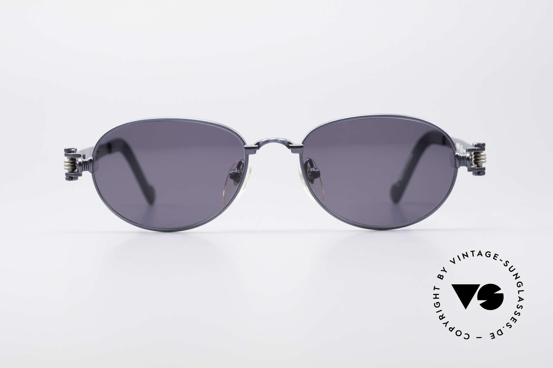 e241d803b12 Sunglasses Jean Paul Gaultier 56-8102 Oval Industrial Sunglasses ...