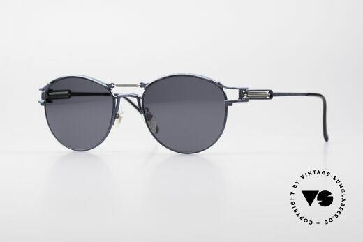 Jean Paul Gaultier 56-5107 Panto Designer Sunglasses Details
