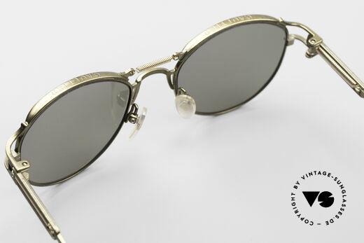 Jean Paul Gaultier 56-5107 Steampunk Panto Sunglasses