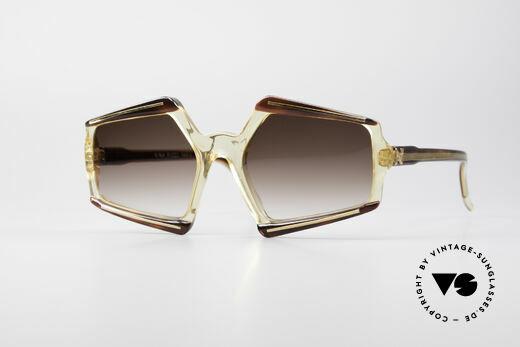 Nina Ricci NR111 Extraordinary 70's Shades Details