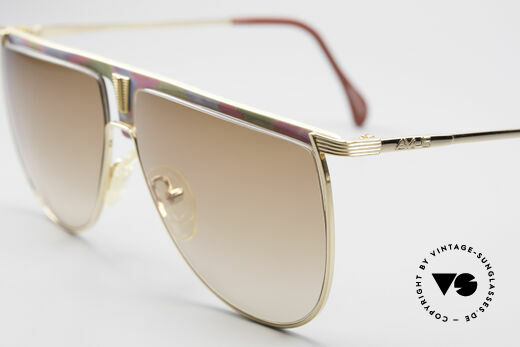 AVUS 2-100 80's Designer Sunglasses