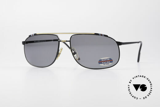 Martini Racing - Tenere Motorsport Sunglasses Details