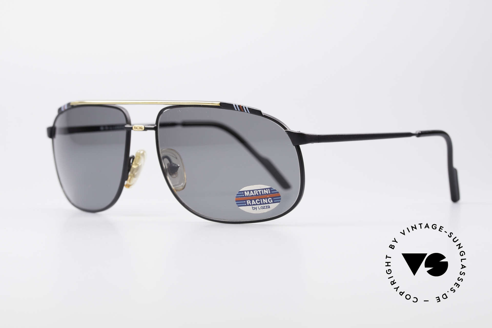 Martini Racing - Tenere Motorsport Sunglasses, various accessories were made for the RACE DRIVERS, Made for Men