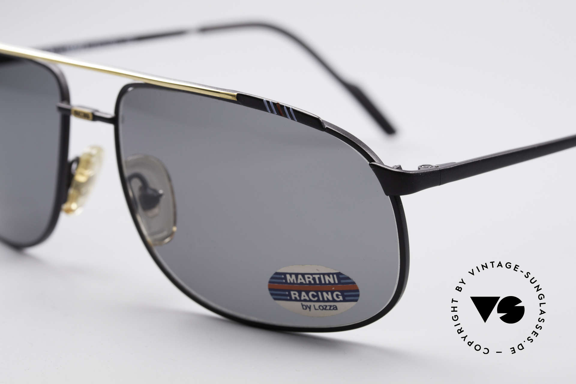 Martini Racing - Tenere Motorsport Sunglasses, the model Tenerè was part of the sunglass collection, Made for Men