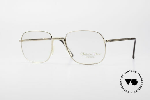 Christian Dior 2288 Monsieur Folding Eyeglasses Details