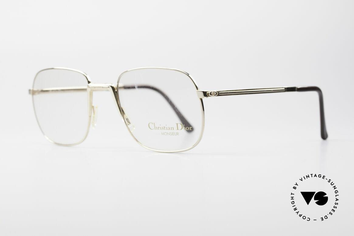 Christian Dior 2288 Monsieur Folding Eyeglasses, unicum from the 'Monsieur Series' SMALL size 53°20, Made for Men