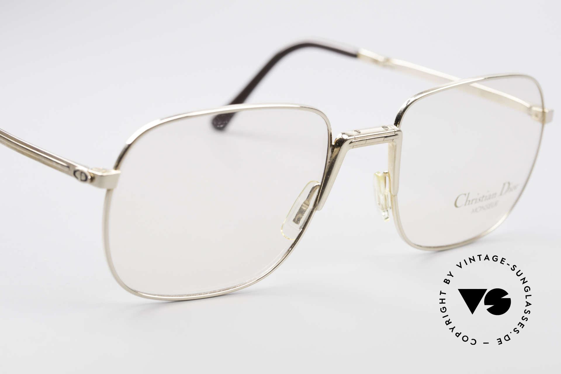 Christian Dior 2288 Monsieur Folding Eyeglasses, NO RETRO FASHION, but a 30 years OLD ORIGINAL!, Made for Men