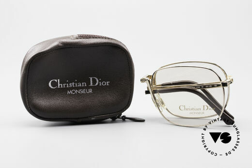 Christian Dior 2288 Monsieur Folding Eyeglasses, the demo lenses should be replaced with prescriptions, Made for Men