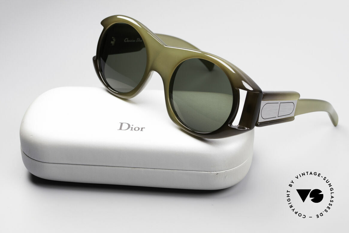 Christian Dior C61 Rare 70's Optyl Sunglasses, NO RETRO shades, but a 44 years old treasure (100% UV), Made for Men and Women