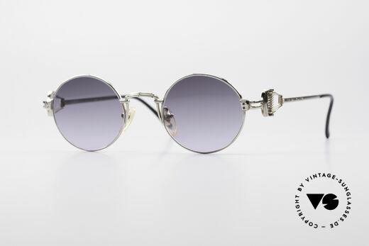 Jean Paul Gaultier 55-5106 Steampunk Sunglasses Details