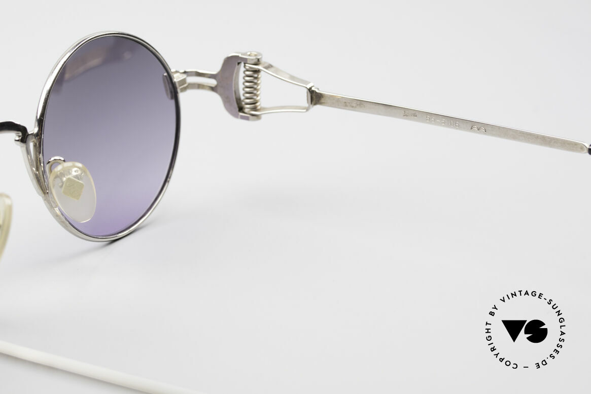 Jean Paul Gaultier 55-5106 Steampunk Sunglasses