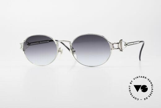 Jean Paul Gaultier 55-5110 Extraordinary Vintage Frame Details