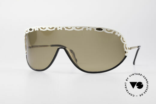 Christian Dior 2501 80's Sunglasses Ladies Details