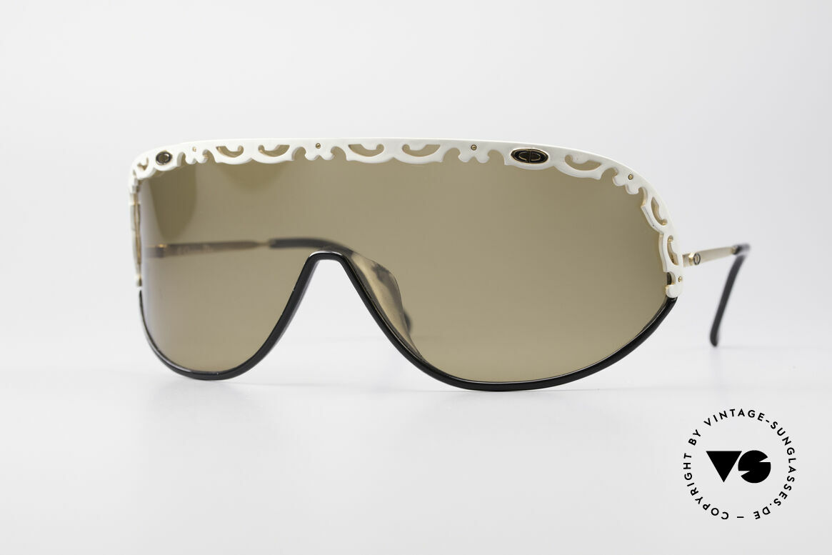 Christian Dior 2501 80's Sunglasses Ladies, glamorous ladies shades by Christian Dior of the 1980's, Made for Women