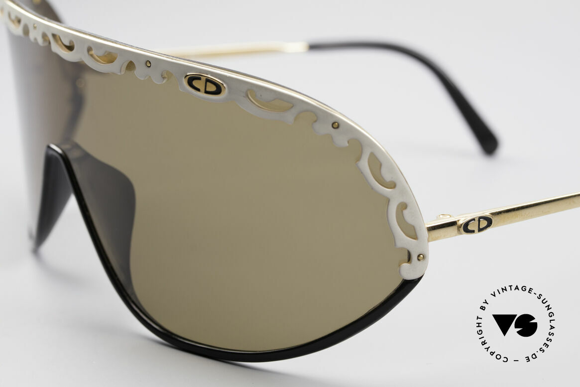 Christian Dior 2501 80's Sunglasses Ladies, high wearing comfort & 1st class quality (polarized lens), Made for Women