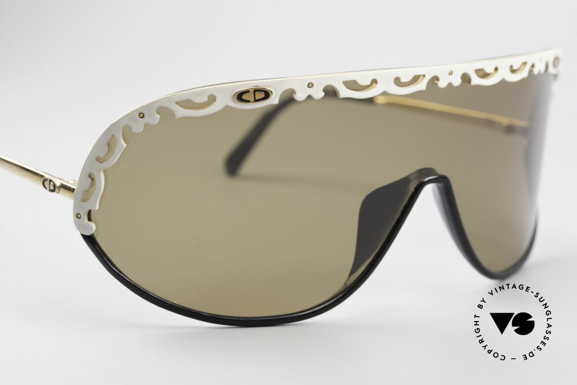 Christian Dior 2501 80's Sunglasses Ladies, new old stock (like all our vintage Christian Dior shades), Made for Women