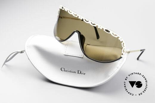 Christian Dior 2501 80's Sunglasses Ladies, NO RETRO sunglasses, but a unique old original by Dior, Made for Women