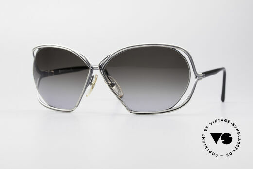 Christian Dior 2499 Ladies Sunglasses 80's Details