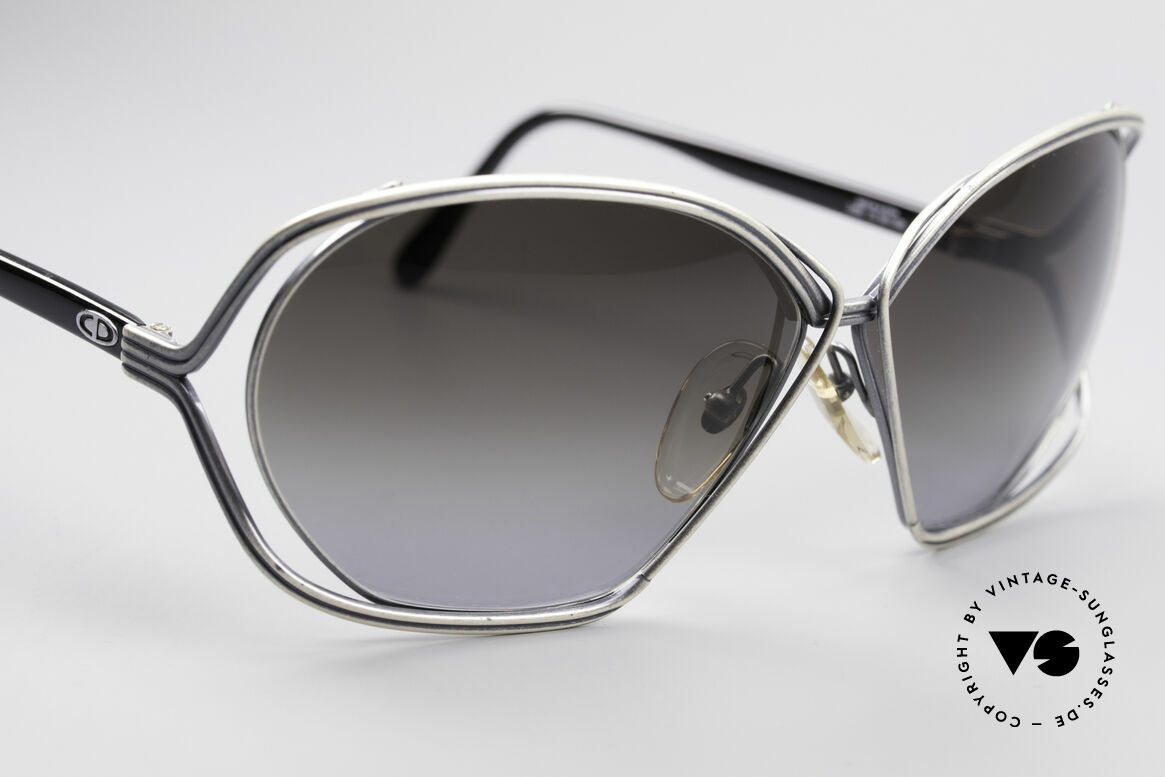 Christian Dior 2499 Ladies Sunglasses 80's