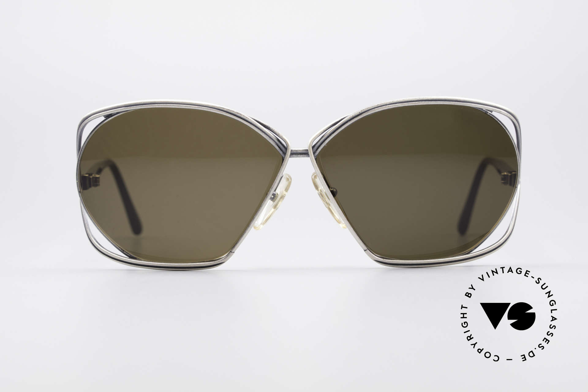 Christian Dior 2499 1980's Ladies Sunglasses, legendary 'butterfly-design' by famous Christian Dior, Made for Women