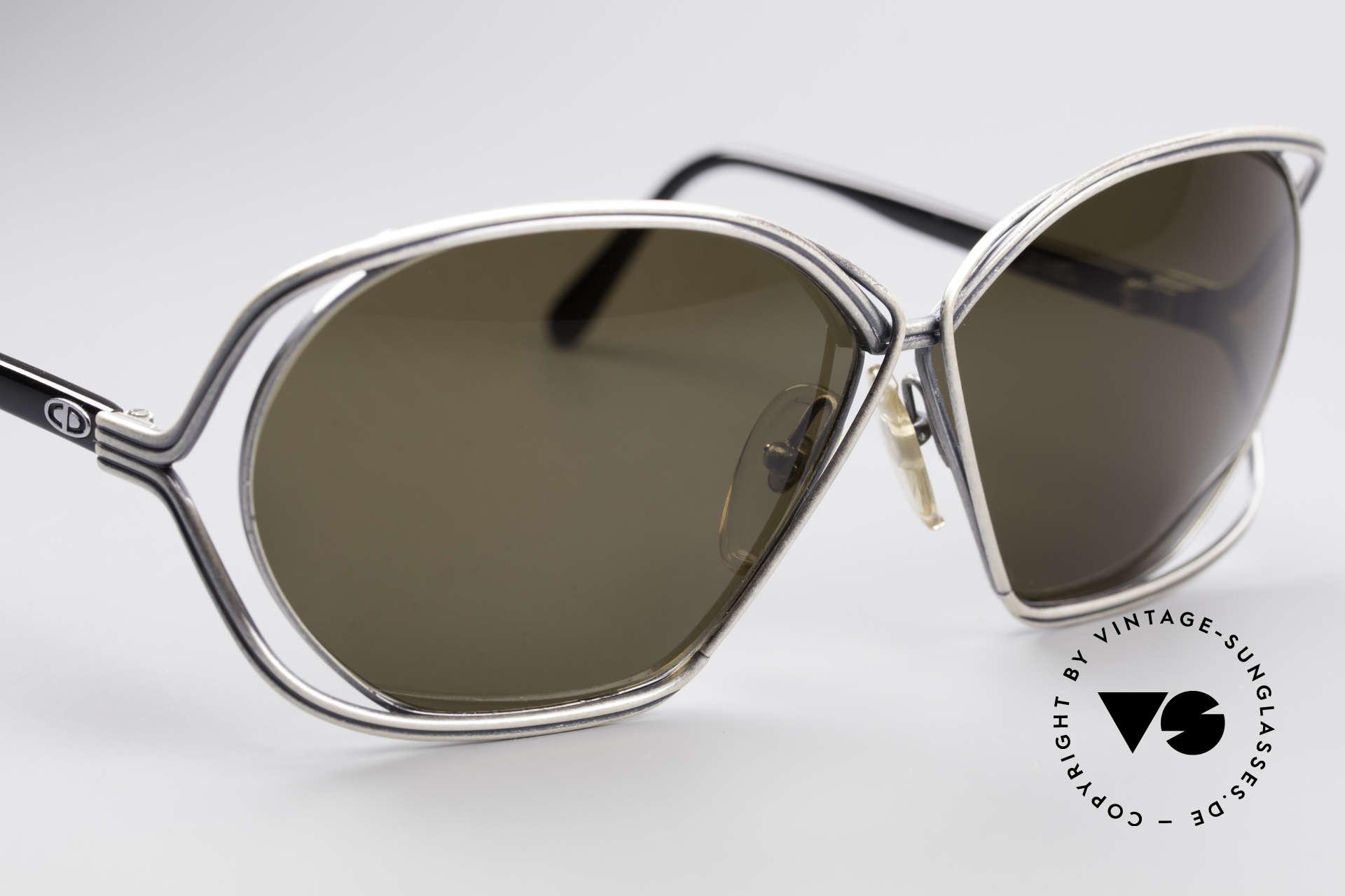 cb44ecdb65 Sunglasses Christian Dior 2499 1980  39 s Ladies Sunglasses