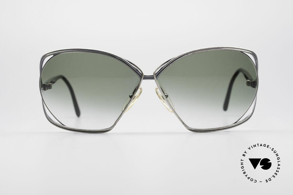 Christian Dior 2499 Ladies XL 80's Sunglasses