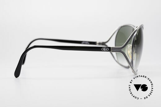 Christian Dior 2499 Ladies XL 80's Sunglasses, NO RETRO sunglasses, but a 30 years OLD RARITY!, Made for Women