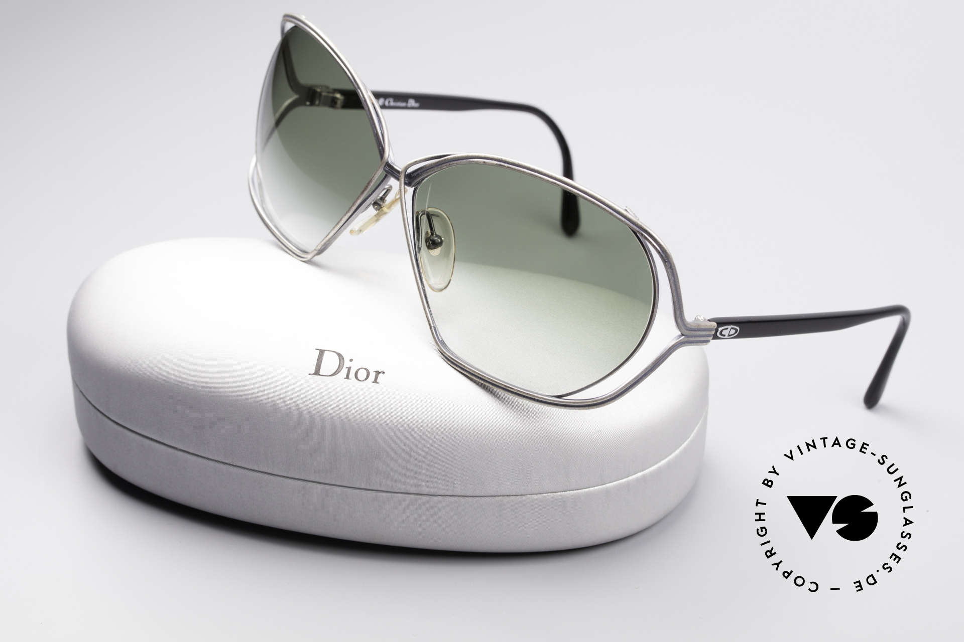 Christian Dior 2499 Ladies XL 80's Sunglasses, Size: large, Made for Women