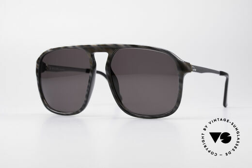 Christian Dior 2229 Oversized 80's Monsieur Details