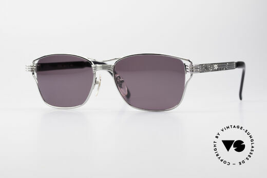 Jean Paul Gaultier 56-4173 Striking Square Sunglasses Details