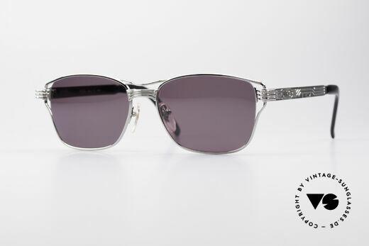 Jean Paul Gaultier 56-4173 Striking Square Sunglasses Details