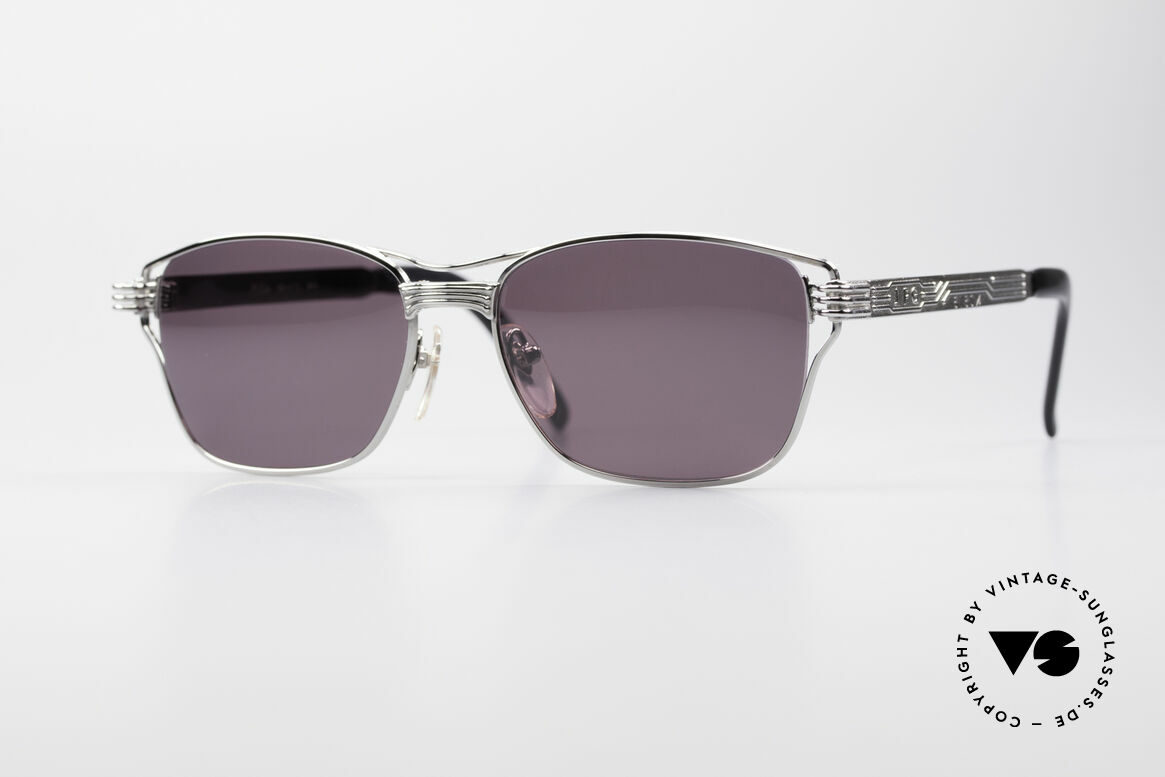 Jean Paul Gaultier 56-4173 Striking Square Sunglasses, square, striking designer sunglasses by Gaultier, Made for Men